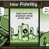 Low Fidelity