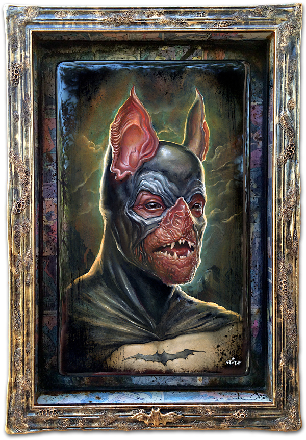 ManOfBats_FRAMED